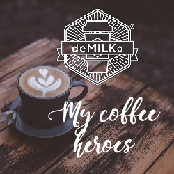 My coffee heroes